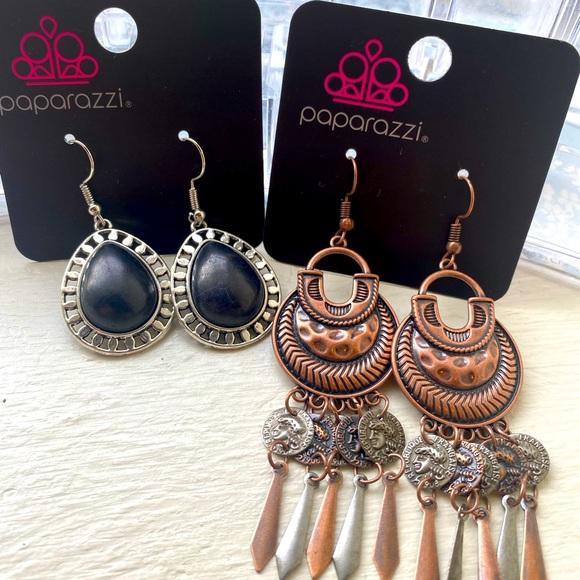 Paparazzi Earrings.